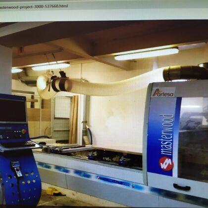 CNC MASTERWOOD